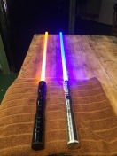 both mid-grade blades